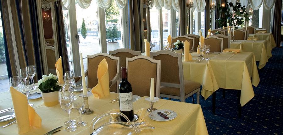 Lindner Grand Hotel Beau Rivage, Interlaken, Bernese Oberland, Switzerland - restaurant.jpg